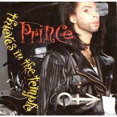 """Prince - Thieves in the temple Parts 1 & 2 1990 7"""" vinyl single record W9751 Listing in the Pop,7 inch,Singles,Vinyl,Music & CD Category on eBid United Kingdom 