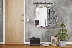 Paredes de cemento. Actualidad nórdica y paredes frias | Decoración