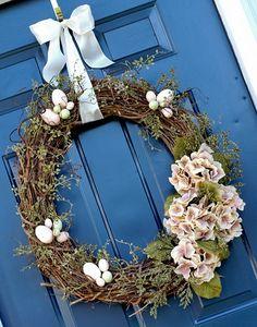 Various Spring & Easter Wreaths
