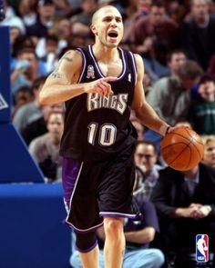 Mike Bibby Basketball Is Life, Basketball Legends, Basketball Teams, Mike Bibby, Sacramento Kings, Nba Stars, Wnba, Nba Players, Best Player