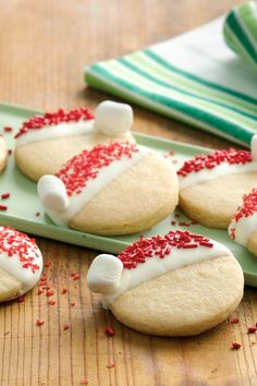 What an adorable way to get everyone in the holiday spirit! The super simple decorating instructions mean even the littlest kids can participate—Santa's going to be extra excited when he sees these.