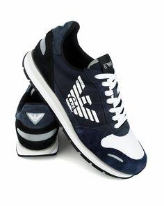732962a69713 Shoes · Zapatillas EMPORIO ARMANI ® A034   ENVIO GRATIS Emporio Armani, Jeu  De Chaussures, Chaussures
