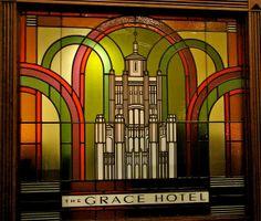 The Grace Hotel Sydney genuine Art Deco