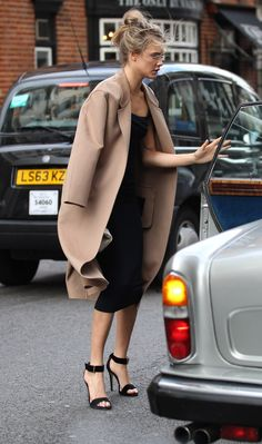 Love. Everything. Particularly the coat.