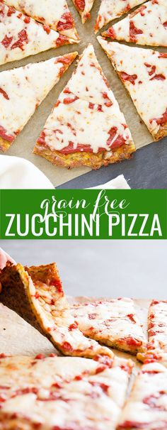 This easy recipe for zucchini pizza is made with just 5 ingredients (grated zucchini, 2 cheeses, tapioca starch and an egg), and has the authentic chew that you want in a proper pizza. Tasting is beli