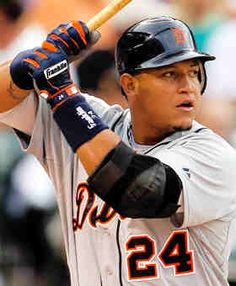 Miguel Cabrera ❤⚾ Marry me