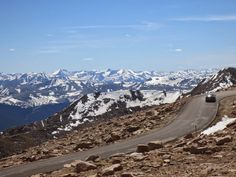 The Travelling Lindfields: Twice as high as Kosciuszko - Mt Evans, The Highes. Road Trip Usa, Great Lakes, Luxury Travel, Denver, Mount Everest, Evans, Travelling, Trips, Canada