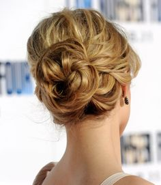 possible wedding hair