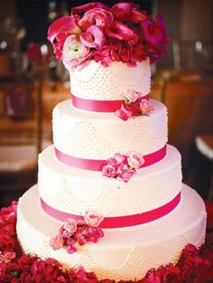 un delicioso pastel perfecto