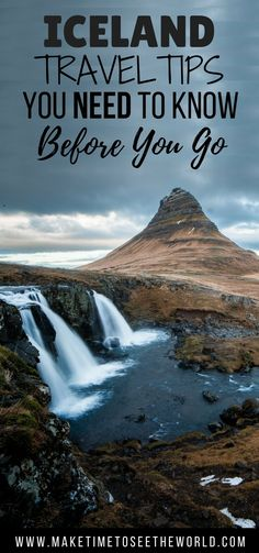 Travelling to #Iceland? Don't miss this round up of incredible Iceland Travel Tips from people who have been there. Don't make the same mistakes they did and be prepared for sneaker waves, suicidal sheep and the (potentially) fruitless search for the Northern Lights. *** Iceland Travel | Iceland Reykjavik | Iceland Things to do | Iceland Blue Lagoon | Iceland Budget | Iceland Itinerary | Iceland Summer | Iceland Winter | Iceland Packing | Iceland Food