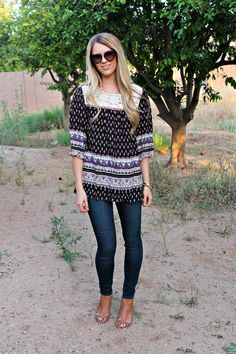 Boho Crochet Tunic! High Quality!   Jane