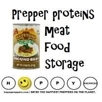 Best prepper protein source: meat