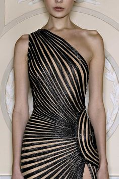 Black line/sheer dress. Show off that beautiful female body! ¸.•*¨✩¸ •´