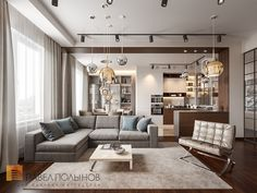 Love the layout but would probably change the lightings. Cozy Living Rooms, Living Room Modern, Living Room Sofa, Living Room Interior, Living Room Designs, Living Room Decor, Luxury Interior Design, Contemporary Interior, Interior Design Kitchen