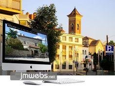 Ofrecemos nuestros servicios de Diseño de páginas Web en Cerdanyola (Barcelona). Más información en www.jmwebs.com - Teléfono: 935160047