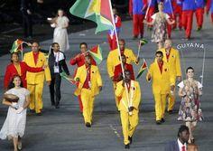 Guyana @ London Olympics