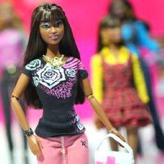 Barbie ughs