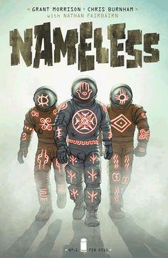 Nameless #1 | Image Comics The Talk Nerdy team reads Nameless.