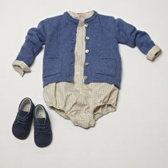 Beautiful Spanish baby clothes