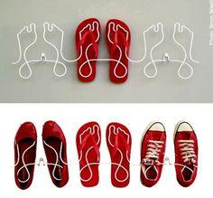 Ordine scarpe // wena!