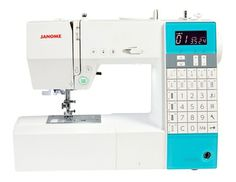 Janome DKS100 Sewing Machine | Janome DKS100 Reviews, Spares and Accessories