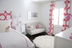 Modern Kids room - picture