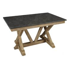A-America West Valley Dining Table