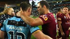 How Gal buried Origin feud with Smith - dailytelegraph.com.au #757LiveAU