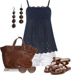 """""""Coastal"""" by michelled2711 on Polyvore"""