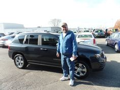 """""""Very friendly staff and easy to work with! Thanks for your work in getting my new car!"""" -Ramona T. Thanks Ramona, and a BIG thanks from the Auto Group! We really appreciate the opportunity to earn your business and hope you and John enjoy your new Jeep Compass!"""