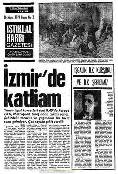 istiklal harbi gazetesi 16 mayıs (1) 1919