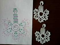 Ela Klementowicz's 860 media content and analytics - Her Crochet Crochet Snowflake Pattern, Christmas Crochet Patterns, Holiday Crochet, Crochet Snowflakes, Crochet Gifts, Crochet Motif, Crochet Doilies, Crochet Flower, Crochet Christmas Decorations