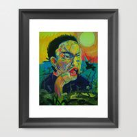 Framed Art Prints by WiHO | Society6