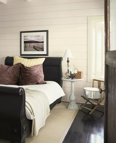 The bedroom la chambre coucher on pinterest storage for Decor chambre coucher