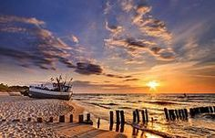 26 Baltic Beach in Poland.