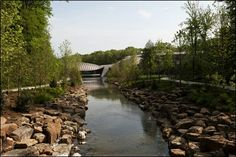 Crystal Bridges Bentonville