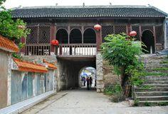 Danzhou Old Town, Liuzhou, Guangxi, China