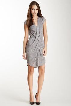 Rebecca Taylor Draped Dress by Non Specific on @HauteLook