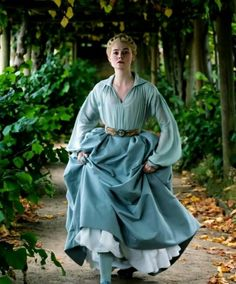 The Great Elle Fanning as Catherine . Costume Design: Emma Fryer and Holly Waddington . Elizabeth Mcgovern, Elizabeth Bennet, Mary Elizabeth, Lady Mary, Jessica Brown Findlay, Michelle Dockery, Maggie Smith, Period Costumes, Movie Costumes
