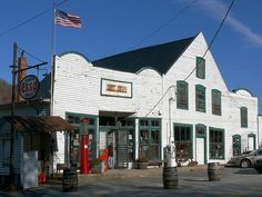 Mast General Store, Valle Crucis Community, NC (near Boone)  A step back in time!