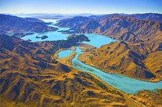 New Zealand! Want to go here so badly.