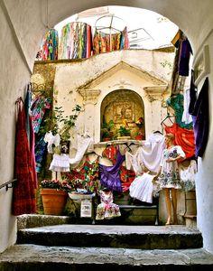 Amalfi Coast Market, Italy