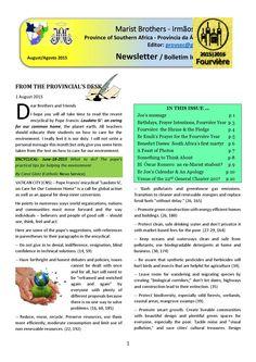 Southern Africa Newsletteren