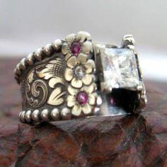 Most Common Western Wedding Rings - Laura Leslie blog