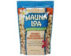 MAUNA LOA HONEY ROASTED MACADAMIAS 191103M191