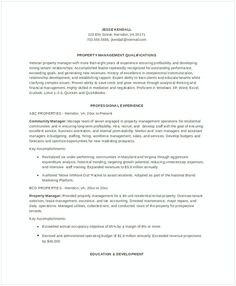 Operations Manager Resume Management Sample Prepared International