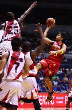#tbt james yap's one handle shot when he was in bmeg berby ace