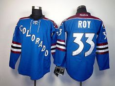 http://www.xjersey.com/avalanche-33-roy-blue-jerseys.html AVALANCHE 33 ROY BLUE JERSEYS Only $47.00 , Free Shipping!
