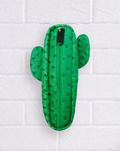 Cactus pencil case!