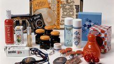 Kosmetiikkaa vuodelta 1974